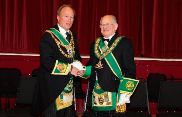GMM and PGM of Ross and Cromarty